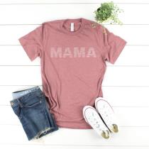 MAMA in mauve
