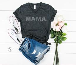 Mama_ Vneck