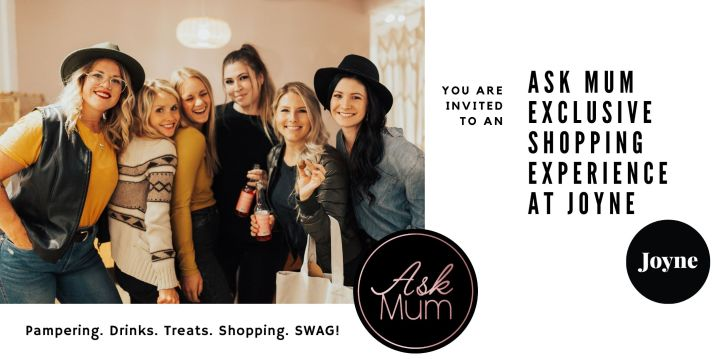 Ask Mum Exclusive Shopping Experience at JOYNE (1)