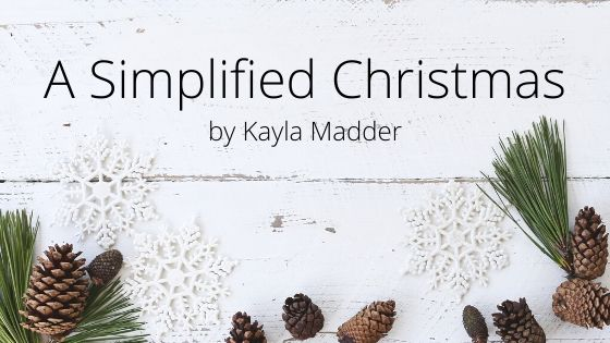 A Simplified Christmas (1)