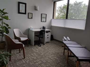 Chiro Treatment Room